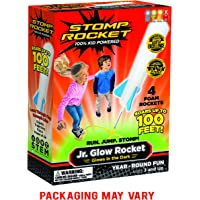 Stomp Rocket 806002 Junior Glow - Paquete