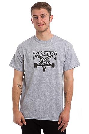 529220283286 Amazon.com: Thrasher Skategoat T-Shirt Mens: Clothing