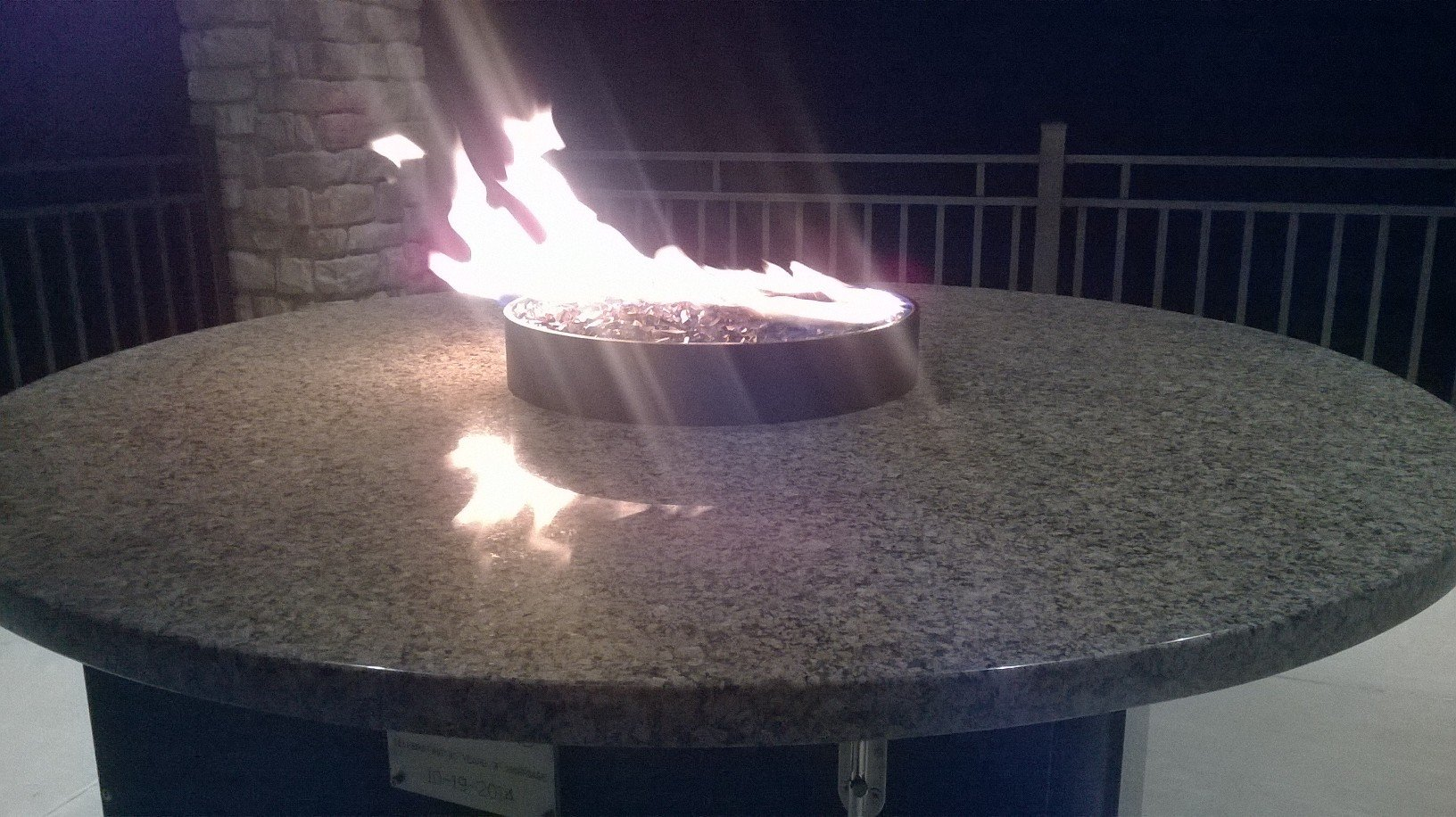 FR12CK: Complete 12'' BASIC Fire Pit Kit 316 Stainless Convert Existing Wood Fire Pit to Propane; Lifetime Burners all 316 Stainless (not Lessor 304). See EasyFirePits.com Gallery!