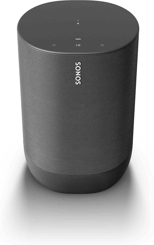 front facing Sonos Move