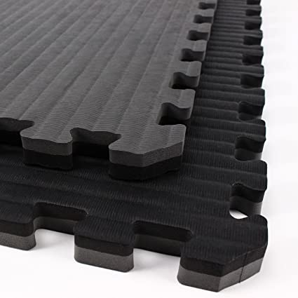 Image Unavailable & Amazon.com : Incstores Tatami Foam Tiles - Extra thick mats perfect ...