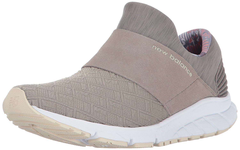 New Balance Women's Wlrushv1 Sneaker B01MQLRUYO 5.5 B(M) US|Military Urban Grey/Multi