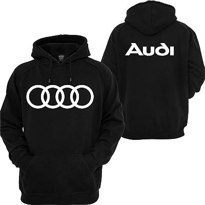 Audi Hoodie Sport Cars JDM dope AUDI TT QUATTRO Turbo illest