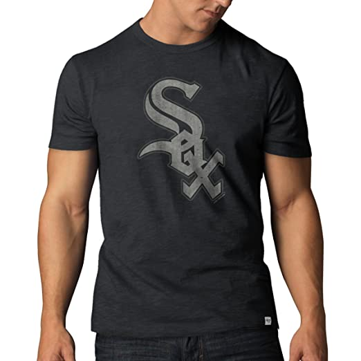 a04f271dfea Amazon.com : MLB Men's '47 Basic Scrum Tee : Clothing