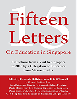 Amazon informed dialogue using research to shape education fifteen letters on education in singapore reflections from a visit to singapore in 2015 by fandeluxe Images