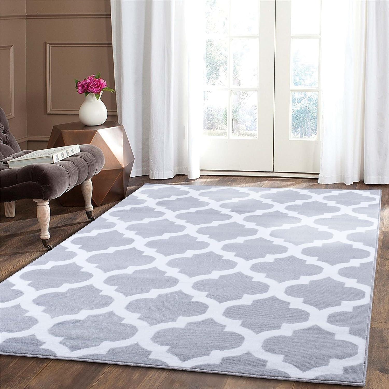 Schön Teppich Wohnzimmer Grau Schema