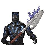 Marvel Black Panther 6-inch Vibranium Suit Black