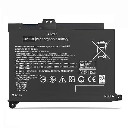 BatteryMon BP02XL Battery for HP Pavilion 15-AU000 15-au010wm 15-au018wm 15
