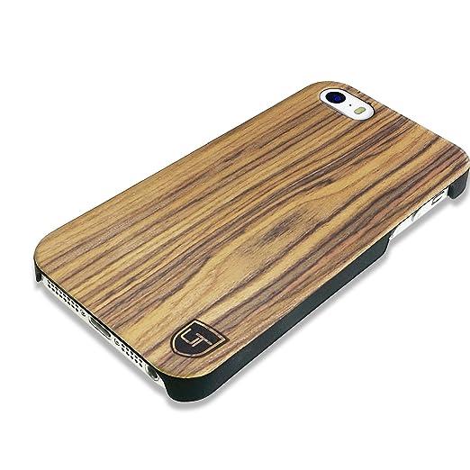 74 opinioni per Custodia in legno iPhone SE / 5S / 5 ✔