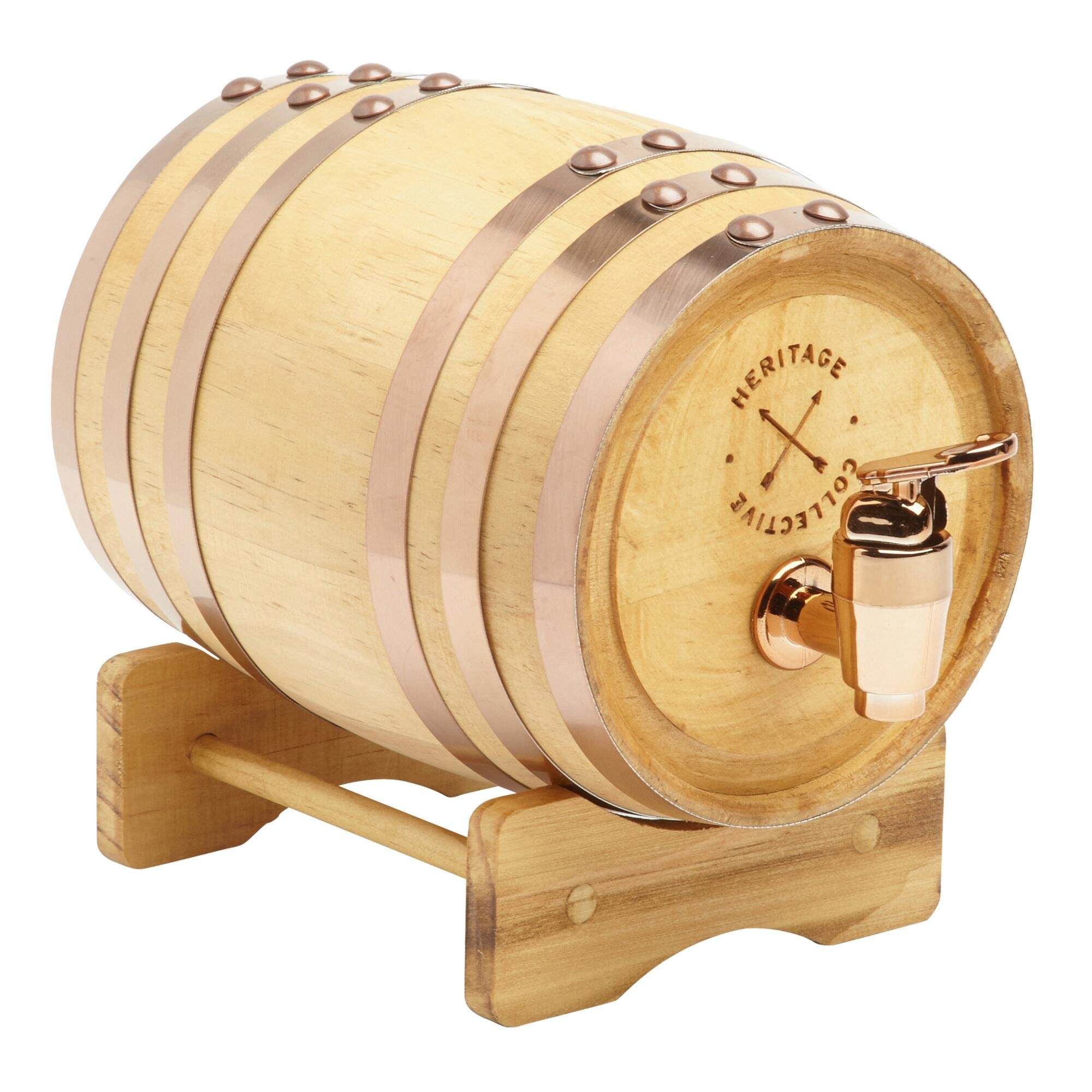 Whiskey Barrel 1l