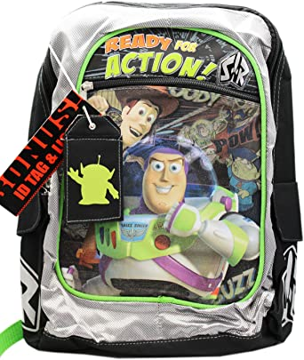 "cute toy story woody 15/"" backpack shoulder bag laptop bags new"