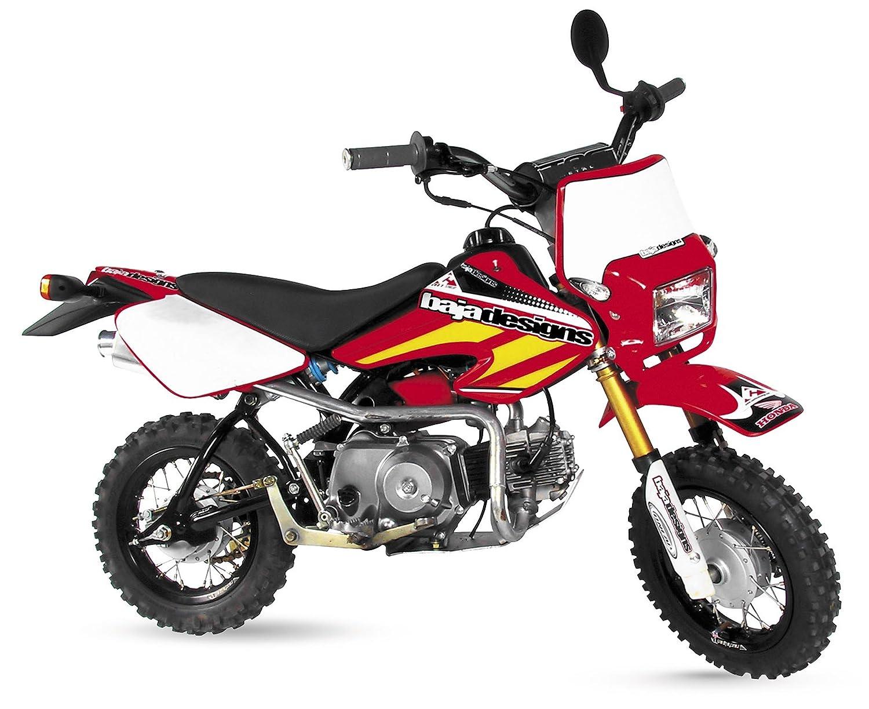 Amazon.com: Baja Designs 12-21231 Dual Sport Kit(Honda XR/CRF50 and  XR/CRF70 (All Years)),1 Pack: Automotive