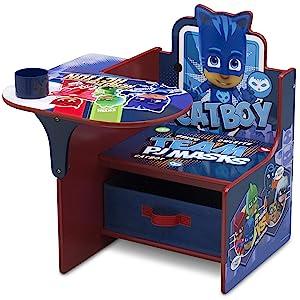 Delta Children Chair Desk With Stroage Bin, Disney Minnie Mouse