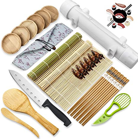 1 PC Chopstick Holder Bamboo Natural Tableware Storage Tube for Kitchen Home