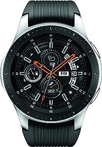 Samsung Galaxy Watch (46mm) Silver (Bluetooth)US Version (Renewed)