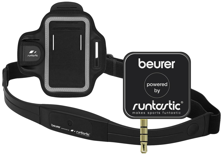 Beurer Uni PM 200+ Herzfrequenzmessung mit Smartphones; schwarz 676.15