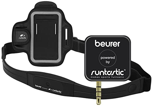12 opinioni per Beurer Connect PM 200+ Cardiofrequenzimetro Rilevazione con Smartphone, Nero