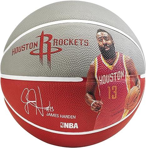 Spalding NBA Player James Harden Sz.7 83-347Z Balón de Baloncesto ...