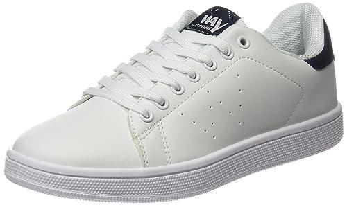 Beppi 2156462, Sneaker Uomo, Bianco, 42 EU