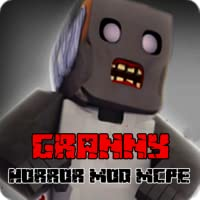 Mods : Skins Granny Horror for MCPE