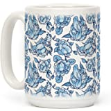 Blue You Can Trust Willy To Get S--t Done White Travel Reusable Mug