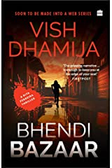 Bhendi Bazaar Kindle Edition