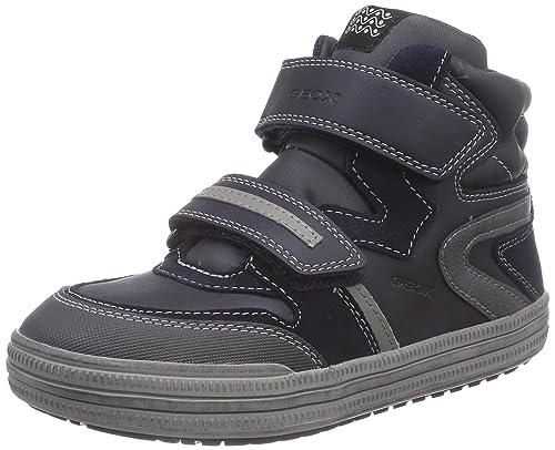 3ac8e887a Geox Jr Elvis - Zapatillas de Deporte para niño  Amazon.es  Zapatos y  complementos