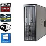 HP Workstation Z200 Intel Quad-Core i7 870 (2.93 GHz) 16GB RAM 2TB HDD ATI Radeon 3450 Graphics Card (Dual Monitor Ready) Windows 10 Pro 64-Bit DVW WiFi (Certified Refurbished)