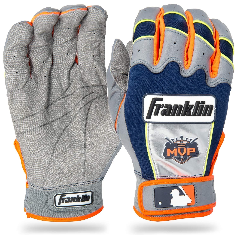 Franklin Sports MLB CFX Pro Signature Series Batting Gloves Cabrera Cano Ortiz