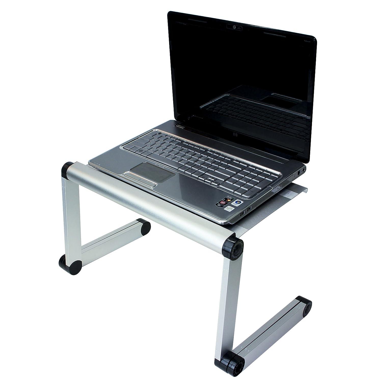 adjustable vented laptop table laptop puter desk