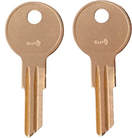 B01 B02 B03 B04 B05 Pair Of 2 Husky Keys New Keys For Husky Tool Box Home Depot Toolbox Replacement Key Pre Cut To Code By Keys22 B03 Amazon Com