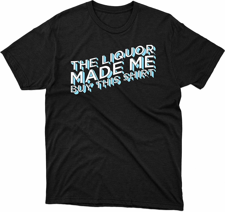 Amazon Com Erpgroup Stevewilldoit Merch Liquor Made Me Do It T Shirt Hoodie Sweater Long Sleeve Sweatshirt Black Clothing S, m, l xl, 2xl, 3xl, 4xl, plus size t shirt design,custom t shirt,graphic tee. stevewilldoit merch liquor made