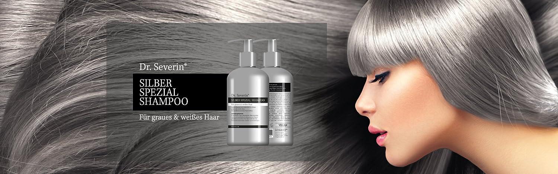 dr severinsilber spezial shampoo fà r silbernes graues und