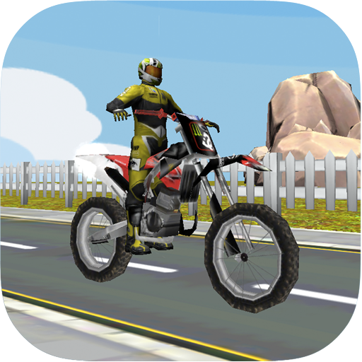 Bike Race Free - 3D Highway Rally Rider, used for sale  Delivered anywhere in USA