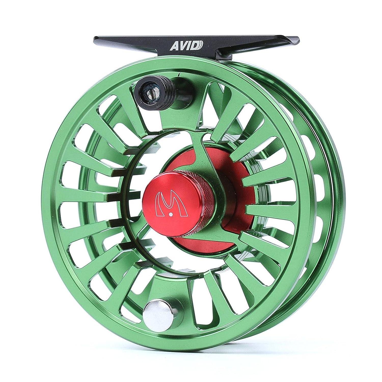 新しい到着 Maxcatch Avidシリーズ フライフィッシングリール - 1/3 Maxcatch 3 5色あり/4 5 グリーン/6 7/8 9/10 – 5色あり B07FNSFJ26 グリーン 9/10wt, AZmax Direct:6c40edd5 --- choudeshwaripatpedhi.com