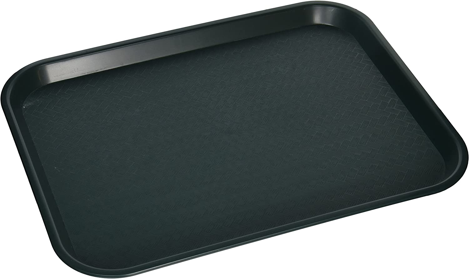 Winco Fast Food Tray, 14 by 18-Inch, Green