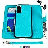MODOS LOGICOS Samsung Galaxy S20 Plus Case, [Detachable Wallet Folio][2 in 1][Zipper Cash Storage][Up to 14 Card Slots 1…