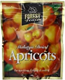 Forest Feast Premium Fruit Doypacks Malatya Apricots 250 g (Pack of 4)