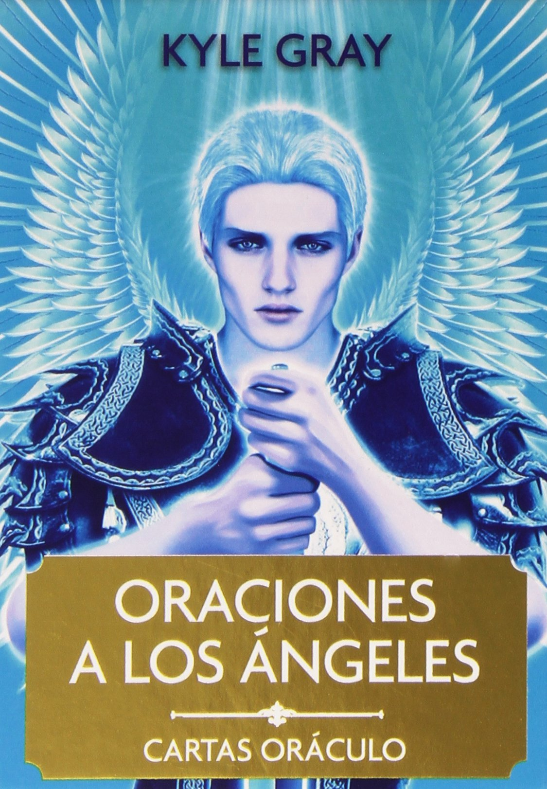 Oraciones a los angeles cartas oraculo: KYLE GRAY ...