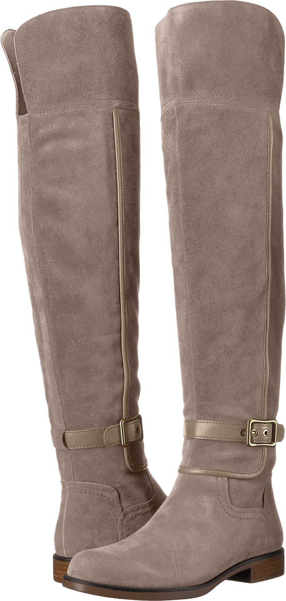 Franco Sarto Women's Crimson Over The Knee Boot, Cocco, 8.5 M US
