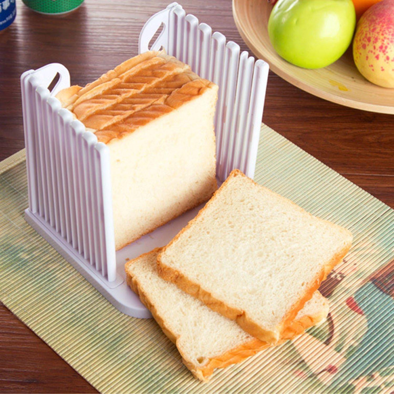 Amazon.com: sealive Cocina Pro Pan Pan Slicer Cortador de ...