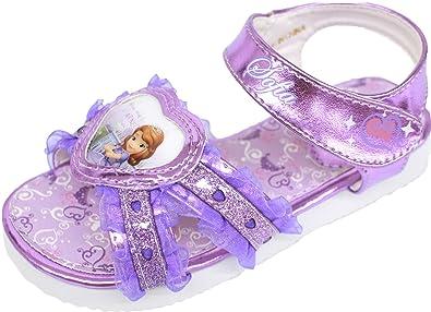 ef05228da94fe (ディズニー) Disney 7340 7342 子供 キッズ ジュニア ベルクロ サンダル (15.0cm