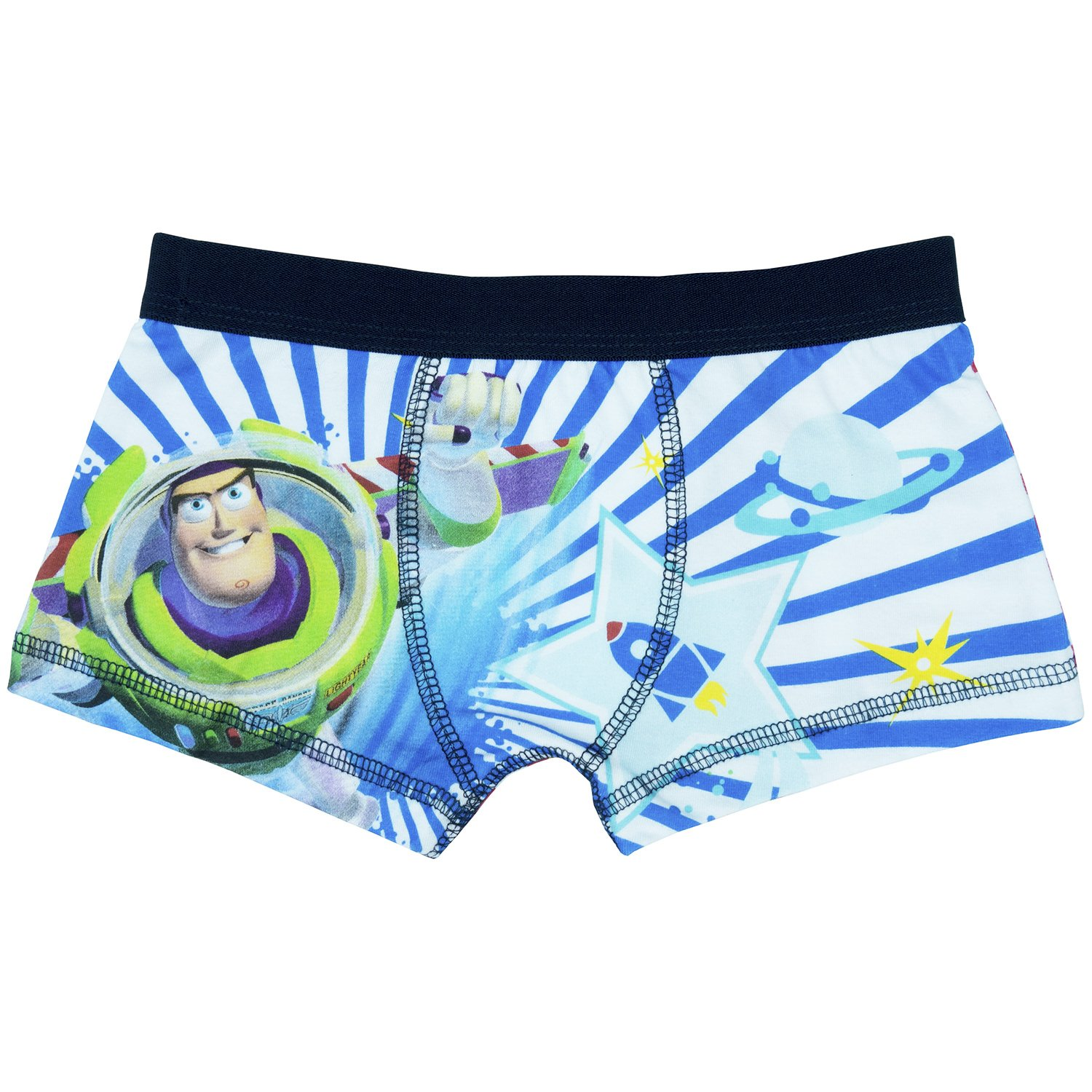 Cartoon Character Products Toy Story Woody Buzz Boys Boxer Shorts - Age 3-7 Years