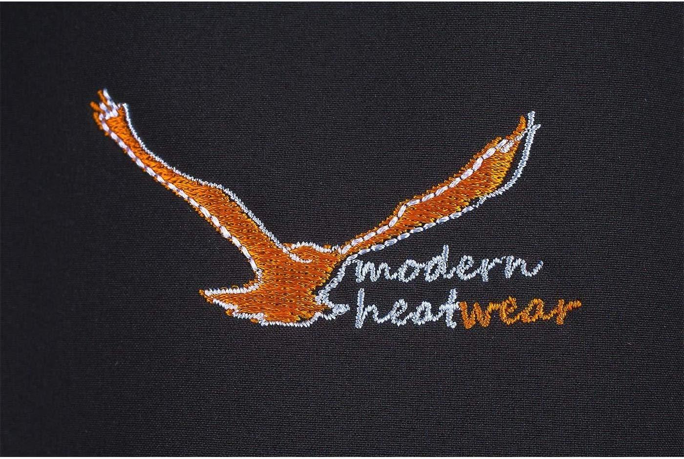 Weste beheizt Modern heatwear Unterziehweste mit Heizsystem schwarz