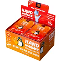 40 Coppie Scaldamani Only Hot Hand Warmers Riscaldanti BOX