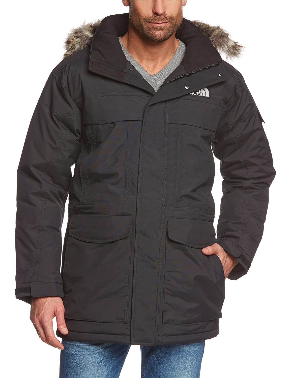 The North Face Men's McMurdo Jacket: Amazon.co.uk: Sports & Outdoors