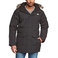 The North Face McMurdo Chaqueta Impermeable, Hombre