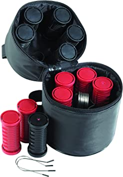 Nicky Clarke NHS005 - The Most Compact Set of Rollers