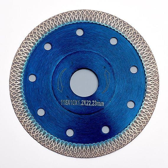 "Stadea Series Super T 5/"" Diamond Porcelain Tile Saw Cutter Super Thin Saw Blade"