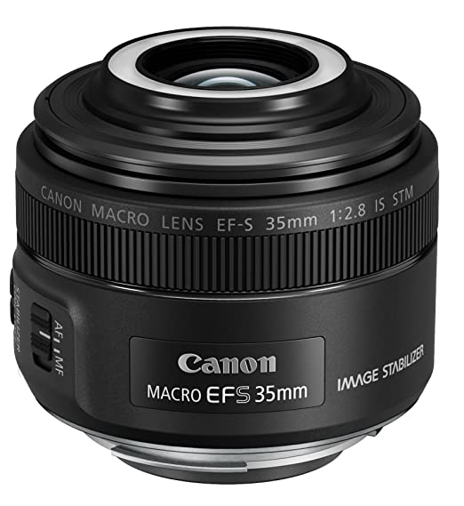 Canon EF-S 35mm IS Makro STM Objektiv